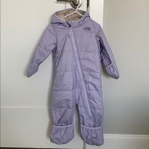 Northface Baby Snow Suit